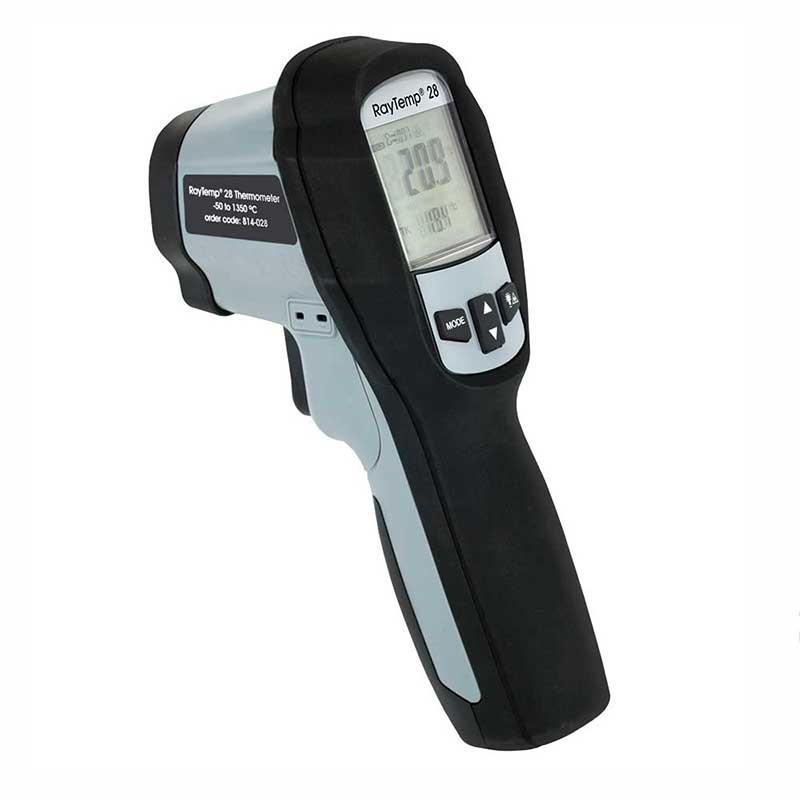 ETI Raytemp 28 High Temperature Infrared Thermometer