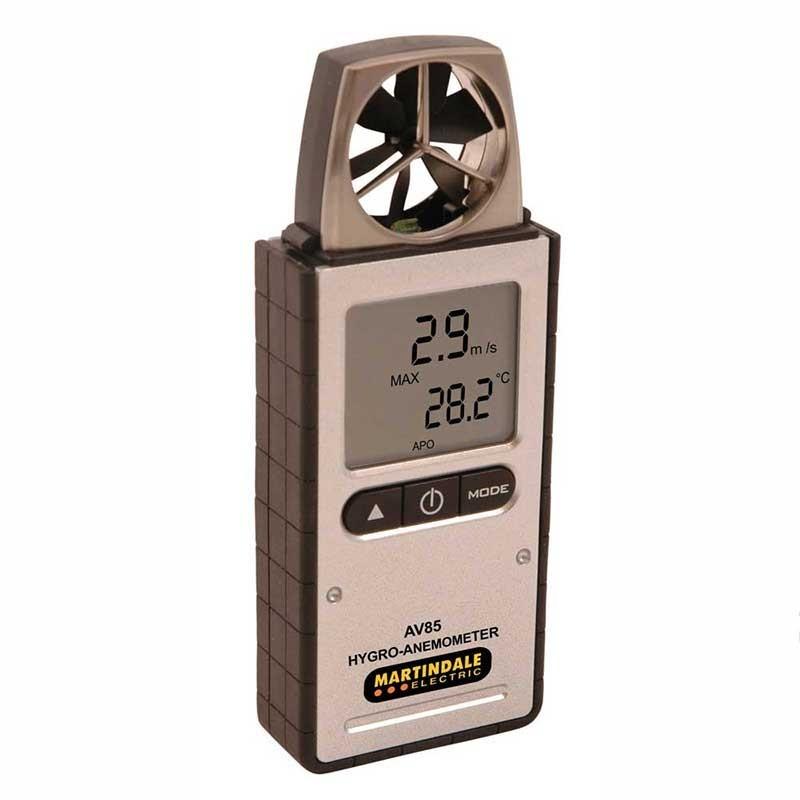 Martindale AV85 Hygro-anemometer