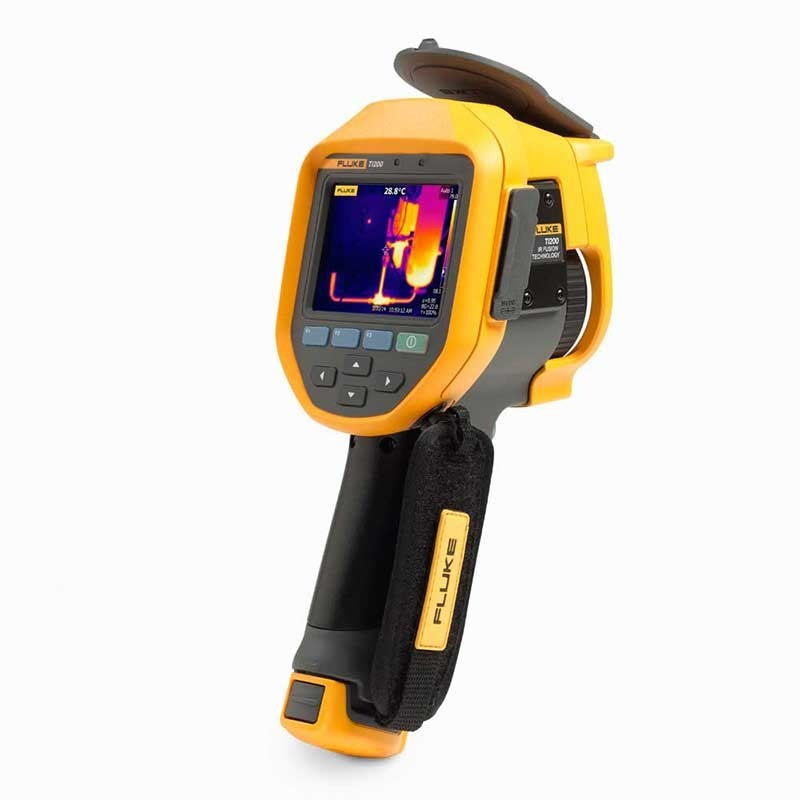 Fluke Ti200 Infrared Camera