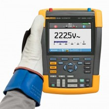 Fluke 190-202 Two-channel 200 MHz Scopemeter