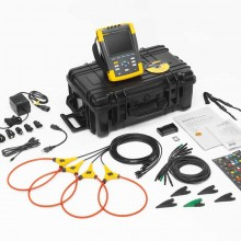 Fluke 437-II 400Hz Power Quality and Energy Analyser