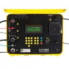 Chauvin C.A 6292 200A Micro-Ohmmeter