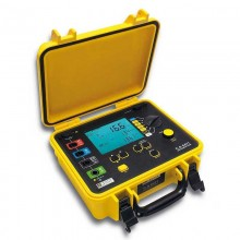 Chauvin C.A 6471 Earth and Resistivity Tester