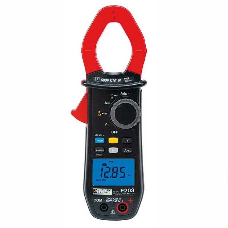 Chauvin F203 Clamp Meter