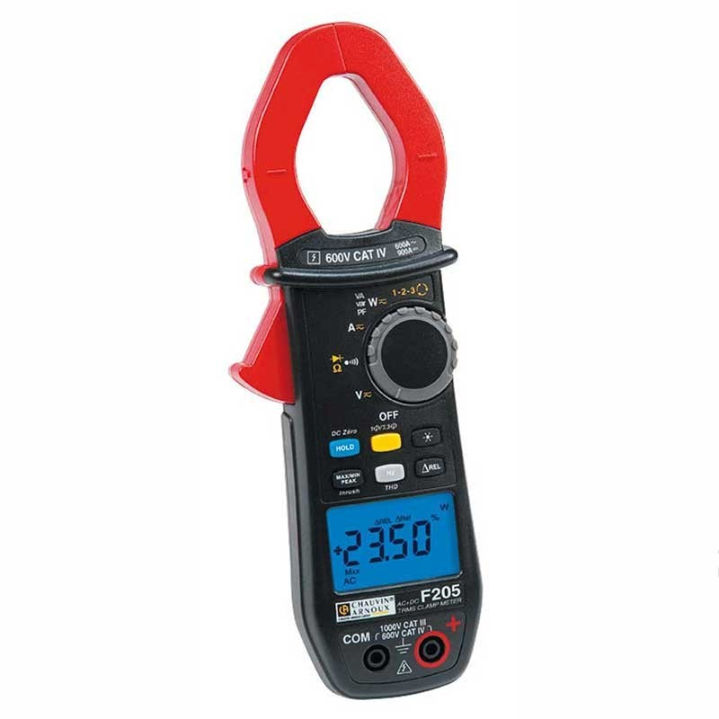 Chauvin F205 Clamp Meter