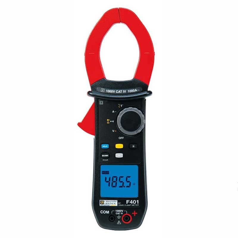 Chauvin F401 AC/DC TRMS Clampmeter