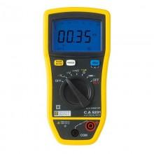 Chauvin C.A 5231 TRMS Digital Multimeter