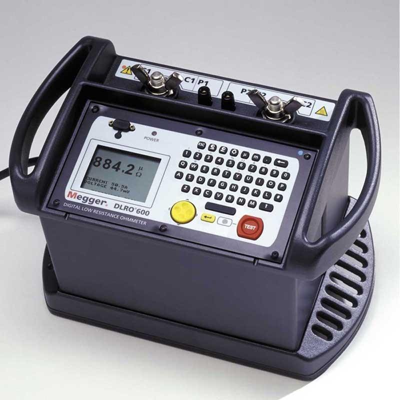 Megger DLRO600 600A Micro-ohmmeter