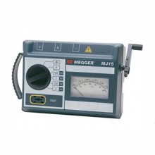 Megger MJ15 Hand Crank/battery 5kV Insulation Tester