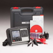 Megger PAT150R PAT Tester With Rechargable Batteries