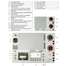 Megger MJOLNER600 Micro-Ohmmeter
