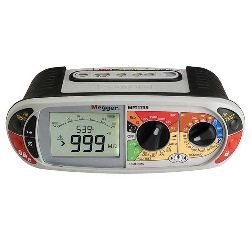 Megger MFT1735 Multifunction Tester
