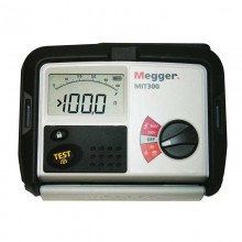 Megger MIT300 Insulation & Continuity Tester