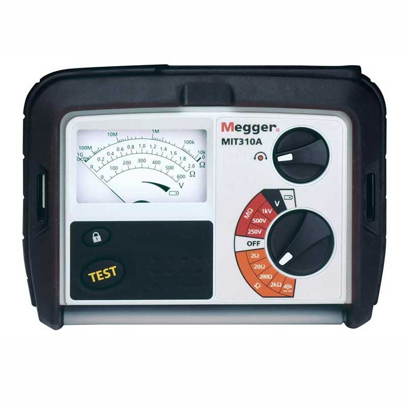 Megger MIT310A Analogue Insulation & Continuity Tester