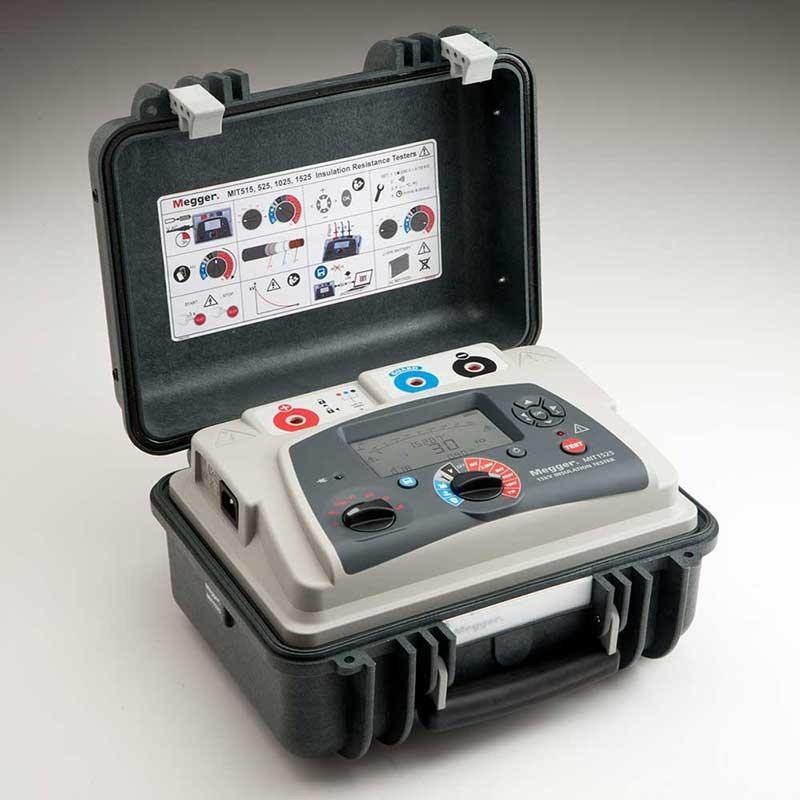 Megger MIT1525 15 kV Insulation Resistance Tester