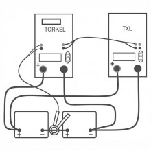 Megger TXL850 Telecom Load Unit