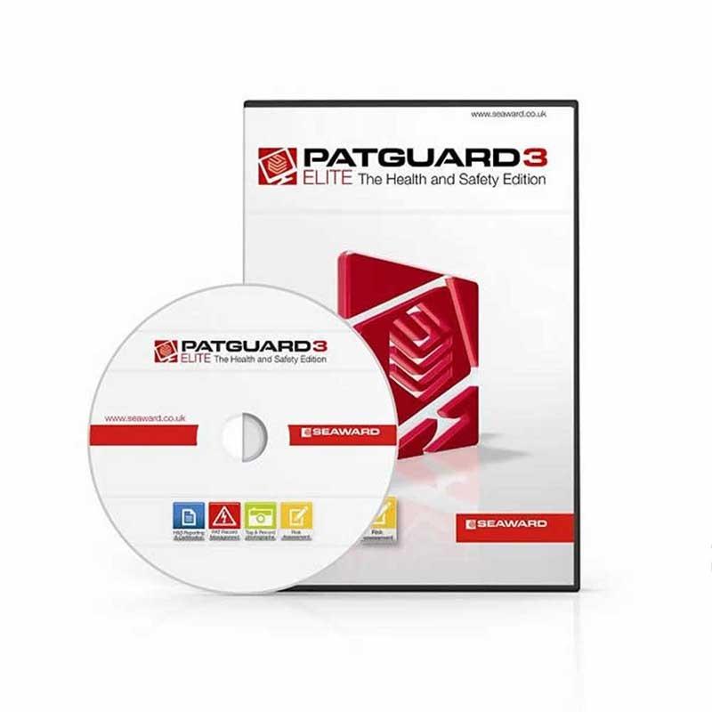 Seaward PATGuard3 PAT Testing Software