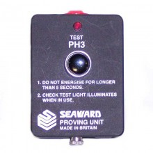 Seaward PH3 Domed Head Proving Unit