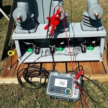 Megger DLRO100EB Digital Micro-Ohmmeter