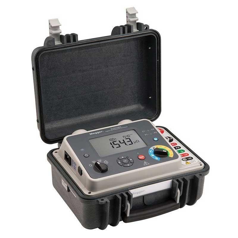 Megger DLRO100X Digital Micro-ohmmeter | Megger DLRO 100 X Ducter