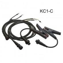 Megger KC1-C Connect Duplex Kelvin Clip Lead Set