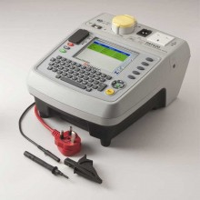 Megger PAT420 Dual Voltage PAT Tester with Download