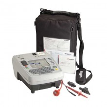 Megger PAT450 Dual Voltage PAT Tester with Flash