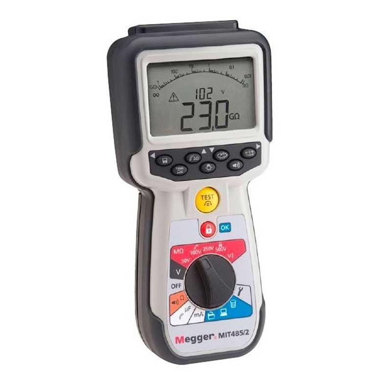 Megger MIT485/2 Telecoms Insulation Tester