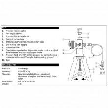 Druck PV211 Hand Pump