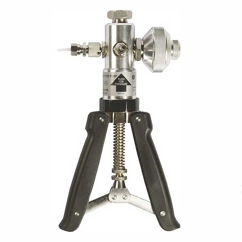 Druck PV211-P Pneumatic Hand Pump
