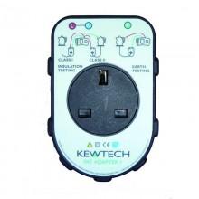 Kewtech PAT Adaptor 1 PAT Testing Adaptor