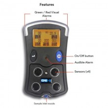 GMI PS500 Gas Detector