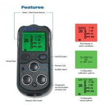 GMI PS200 gas detector