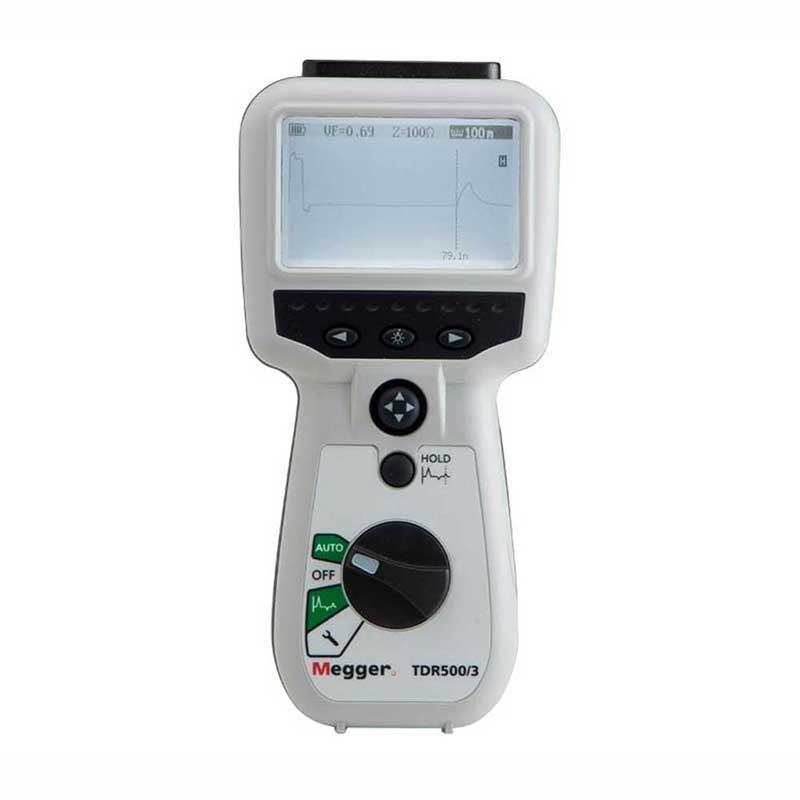 Megger TDR500/3 Basic Hand-held TDR