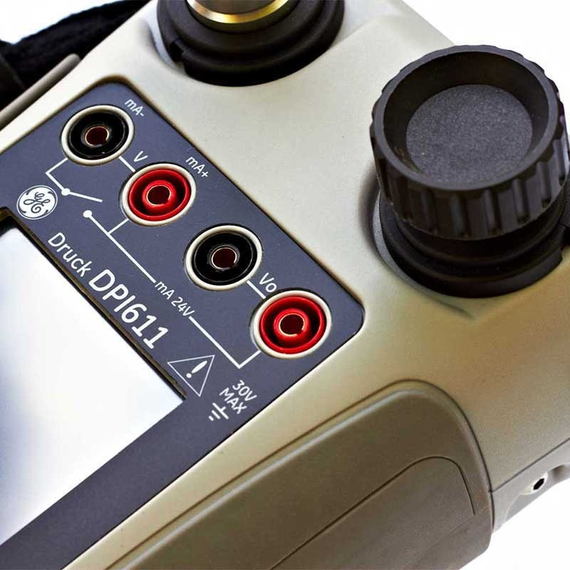 Druck DPI611 -1 to 10 Bar Pressure Calibrator