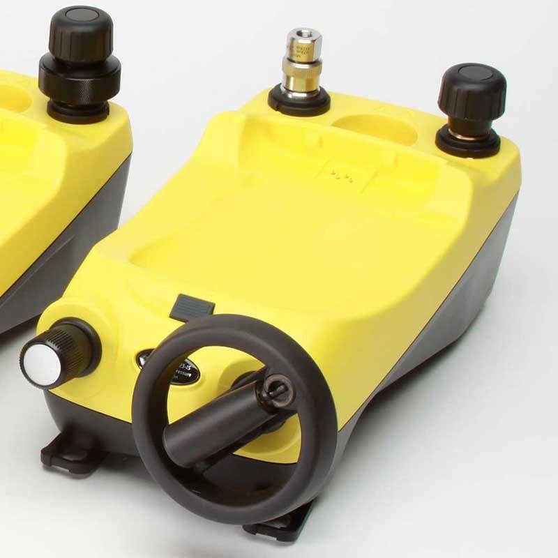 Druck PV 623 IS Pneumatic Pressure Station 1000 Bar (15000 psi)
