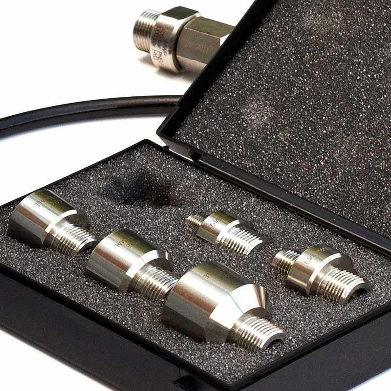 Druck IO620-BSP Pressure Adaptor Set