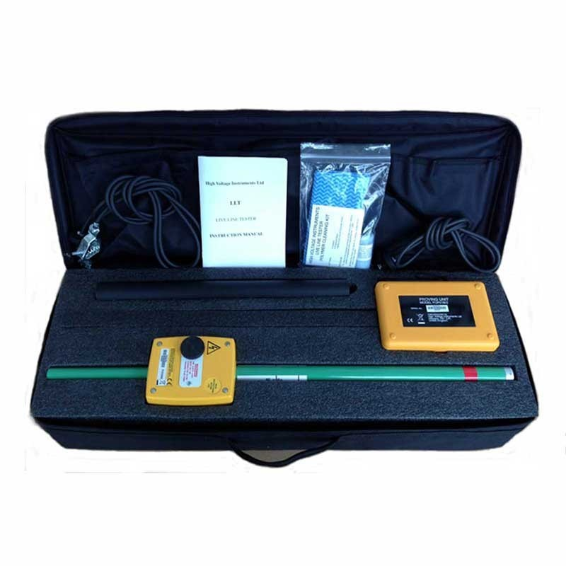 Metrohm LLT33kV Live Line Tester Basic Kit