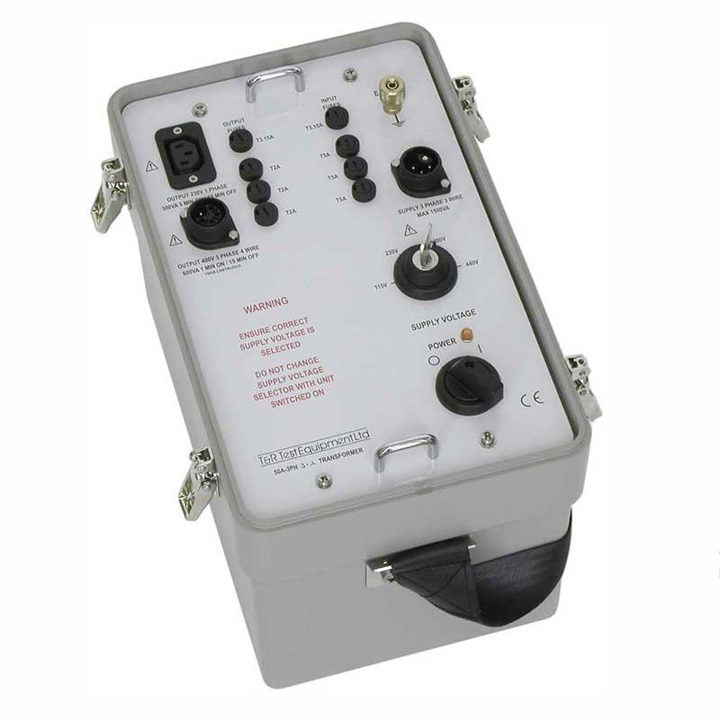 T&R 50A-DSU Delta-Star Supply Transformer Image