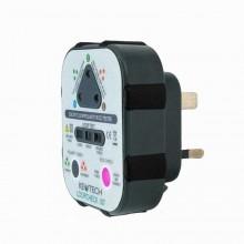 Kewtech LOOPCHECK107 Mains Socket Tester