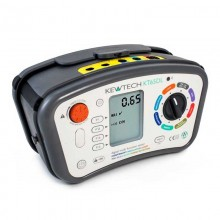 Kewtech KT65DL Digital 8-in-1 Multifunction Tester