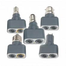 Kewtech Lightmates Kit Lighting Circuit Adaptors
