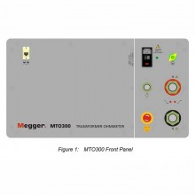 Megger MTO300 Transformer Ohmmeter