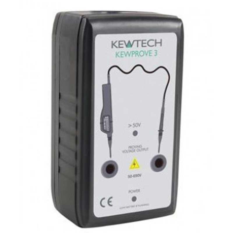 Kewtech KEWPROVE3 690V AC/DC Proving Unit