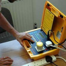 Martindale MicroPat+ Dual Voltage PAT Tester