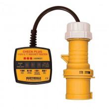 Martindale CP301 110V Industrial Socket Tester