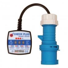 Martindale CP201 250V Industrial Socket Tester