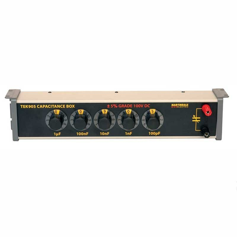 Martindale TEK905 Decade Capacitance Box