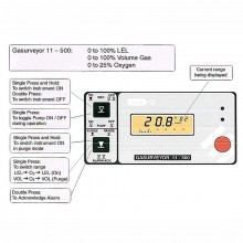 GMI Gasurveyor 11-500