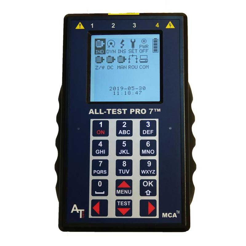 ALL-TEST Pro 7 Motor Circuit Analyser